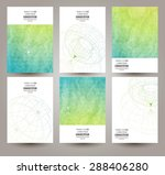 vector web and mobile interface ... | Shutterstock .eps vector #288406280