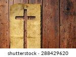 concept or conceptual christian ... | Shutterstock . vector #288429620