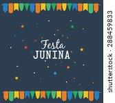 latin american holiday festa... | Shutterstock .eps vector #288459833