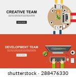 banner illustration of creative ...   Shutterstock .eps vector #288476330