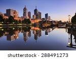 Melbourne Capital City Cbd...