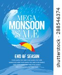 Monsoon Offer And Sale Banner ...