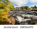 The Falls Of Dochart In Killin  ...