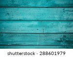 wooden striped surface of blue... | Shutterstock . vector #288601979