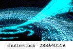 abstract science or technology... | Shutterstock . vector #288640556