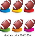 multi color presentation for... | Shutterstock .eps vector #28865596