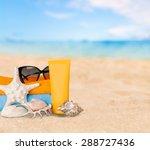 holiday  summer  outdoor. | Shutterstock . vector #288727436