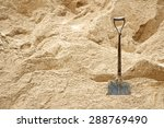 Steel Shovel Be Used For Scoop...