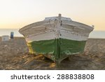 Old Boat.