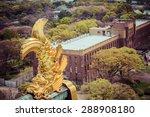 osaka  japan   april 12  2015 ... | Shutterstock . vector #288908180