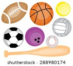 Vector Sports Ball Collection