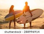 surfing  california  beach. | Shutterstock . vector #288996914