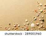 sand  beach  sea. | Shutterstock . vector #289001960
