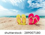 summer  fun  break. | Shutterstock . vector #289007180
