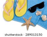 summer  beach  vacations. | Shutterstock . vector #289013150
