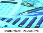 business concept with... | Shutterstock . vector #289038698