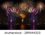 Beautiful Colorful Fireworks...