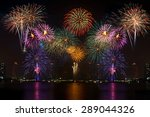 Beautiful Colorful Fireworks...