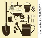 Gardening. Garden Tools For...