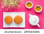 chinese mid autumn festival... | Shutterstock . vector #289064084