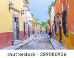 san miguel de allende   mexico  ... | Shutterstock . vector #289080926
