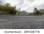 winding road background | Shutterstock . vector #289108778