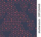 seamless modern texture.... | Shutterstock .eps vector #289136468
