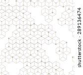 seamless modern texture.... | Shutterstock .eps vector #289136474