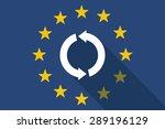 illustration of an european...   Shutterstock .eps vector #289196129