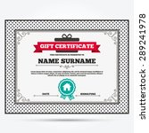 gift certificate. home sign...