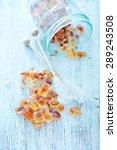 sugar | Shutterstock . vector #289243508