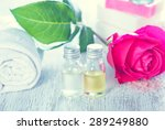 rose oil | Shutterstock . vector #289249880