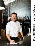 small business owner... | Shutterstock . vector #289273226