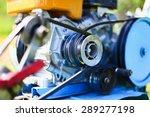 belt drive. | Shutterstock . vector #289277198