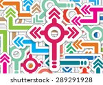 vector illustration of colorful ...