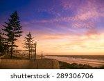 Sunset Australia Pink Sky...