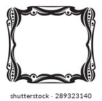vintage vector background  ... | Shutterstock .eps vector #289323140