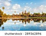 Cambodian Landmark Angkor Wat...