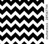 chevrons  black and white... | Shutterstock .eps vector #289367744