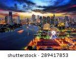 bangkok cityscape. bangkok... | Shutterstock . vector #289417853