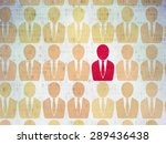 finance concept  rows of... | Shutterstock . vector #289436438