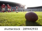 american football game | Shutterstock . vector #289442933