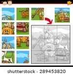 cartoon illustration of... | Shutterstock . vector #289453820