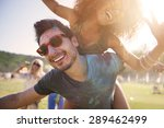 it's the best party ever  | Shutterstock . vector #289462499