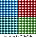 Seamless Cross Weave Brick...