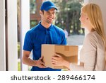 fast and reliable service.... | Shutterstock . vector #289466174