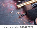 make up set  soft  makeup ... | Shutterstock . vector #289472129