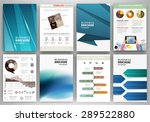 abstract vector backgrounds and ... | Shutterstock .eps vector #289522880
