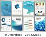 abstract vector backgrounds and ... | Shutterstock .eps vector #289522889