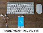chiangmai  thailand  june 22 ... | Shutterstock . vector #289549148